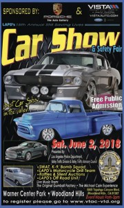 "15th Annual ""Still Saving Lives"" Car Show @ Woodland Hills 